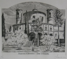 Città di Castello: Madonna di Belvedere